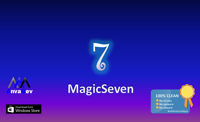 MagicSeven Splash Screen